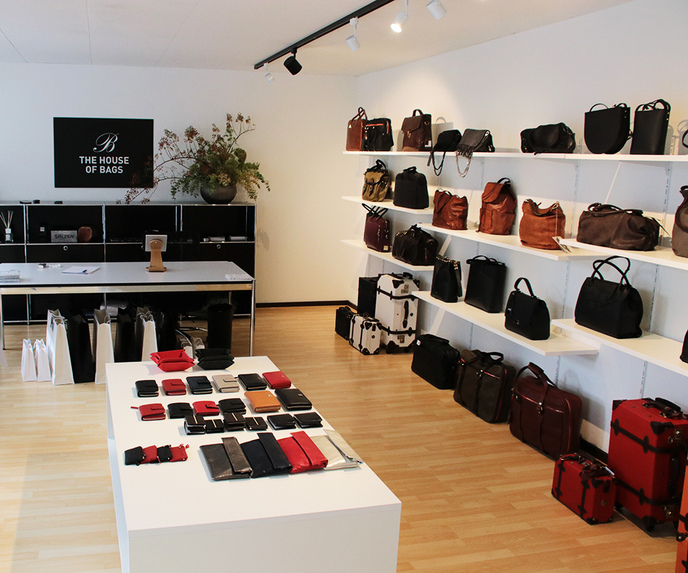 The House of Bags Store, Frauenfelderstrasse 22 in Weinfelden